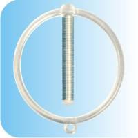 Спираль внутриматочная кольцеобразной формы «Юнона Био-Т Ag» тип № 1 (для нерожавших) (с серебром), Беларусь