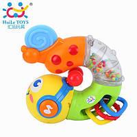 """Игрушка Huile Toys """"Музыкальный червячок"""" (917), фото 1"""