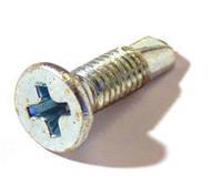 Саморез для металлопластиковых конструкций с метрической резьбой