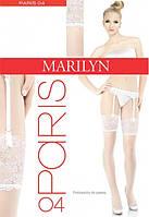 Marilyn Casting Paris 04 Прозрачные матовые чулки
