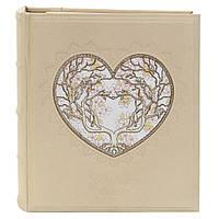 Свадебный кожаный фотоальбом 520-10-05