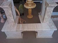 Камин мраморный № 4