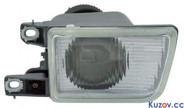 Противотуманная фара (ПТФ) VW Golf III 91-97 правая (Depo) без заглушки, белая 1H0941700 1H0941700