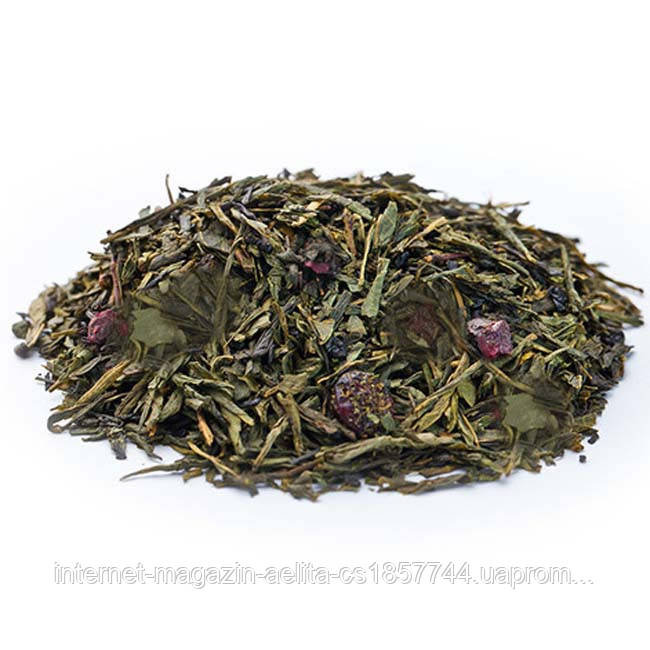 Чай зеленый Японская вишня - Интернет-магазин aelita-coffeetea.com. Выбор чая и кофе на любой вкус! в Одессе