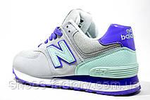 Женские кроссовки в стиле New Balance WL574BCB Classic, фото 2