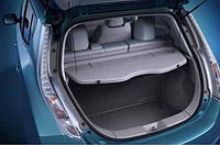 Панель багажника серая для Nissan Leaf 2011-2017
