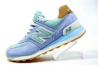 Женские кроссовки New Balance WL574BCA, Classic