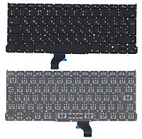 """Клавиатура для ноутбука Apple MacBook Pro Retina 13"""" A1502 2013-2015гг.(русская раскладка, вертикальный Enter)"""