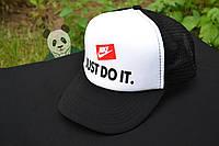 Кепка Тракер Nike Just Do It (Найк Джаст Ду Ит), фото 1