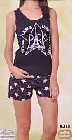 Комплект женский майка+шорты 80628
