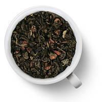 Чай зеленый Земляничный со сливками (ганпаудер)
