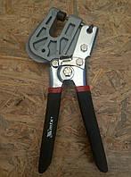 Просекатель MATRIX для металлического профиля (под гипсокартон), работа одной рукой MTX