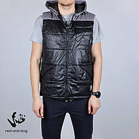 Жилет Scudder (black/grey)