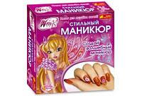 Дизайн ногтей Winx Стелла 12159077Р