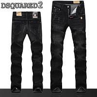 Модные молодежные джинсы для мужчины  DSQUARED.2 Италия 31-38 р. Хорошее качество. Доступная цена. Код: КГ1537