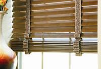 Жалюзи деревянные горизонтальные широкие