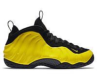 """Оригинальные мужские кроссовки для баскетбола Nike Air Foamposite One """"Optic Yellow"""""""