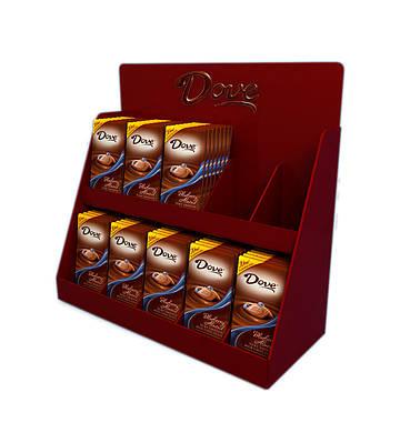 Акриловые подставки для шоколада