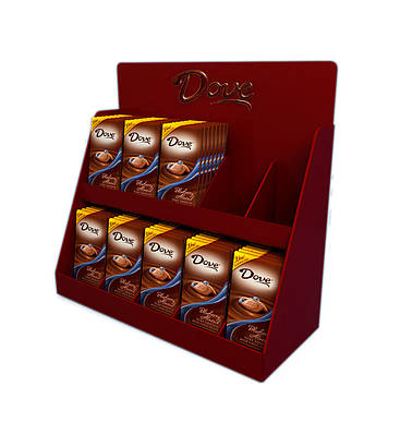 Подставка пластиковая Шоколад
