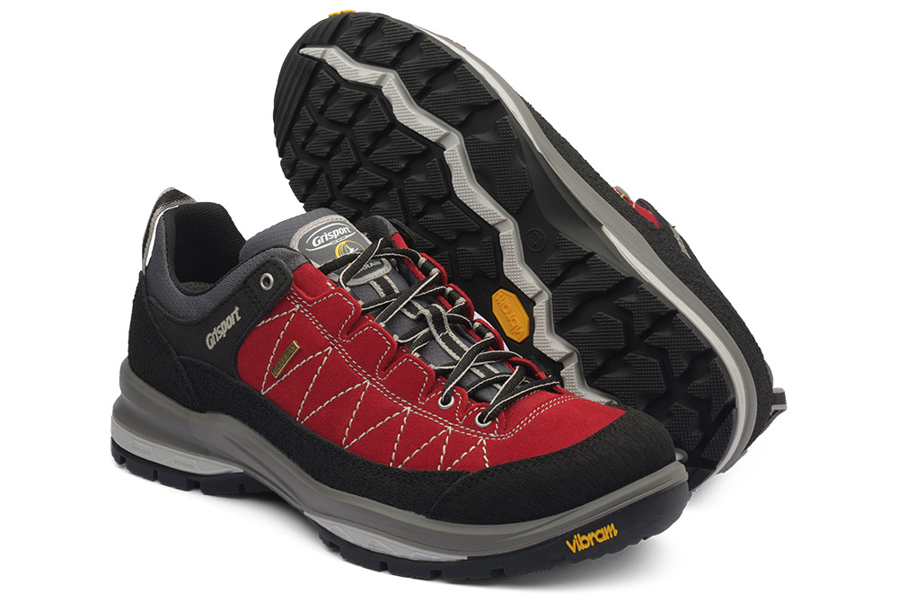 Низкие ботинки итальянской фирмы Grisport 12501-7