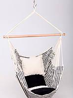 Кресло-гамак садовое DENANA PRETINHO 170x130 см 150 кг