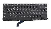 """Клавиатура для Apple MacBook Pro Retina 13"""" A1425 (2012, 2013) MD212 MD213 (раскладка RU,горизонтальный Enter)"""