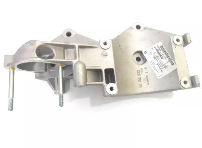 Кронштейн компрессора кондиционера Авео, 96352822
