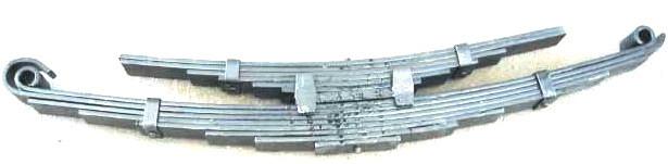 Рессора задняя с подрессорником в сборе грузовик /Украина/