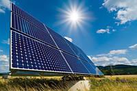 Домашняя солнечная электростанция на солнечных трекерах