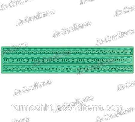 Силиконовый коврик для айсинга PAVONI SMD10