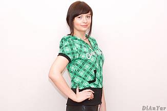 Кофта женская спортивная с коротким рукавом COROS, фото 2