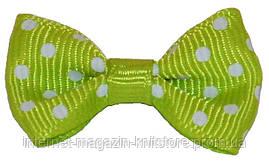 Бабочка декоративная текстильная