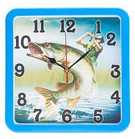 Часы настенные Рыбацкая тематика 1