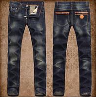 Европейские мужские джинсы PHILIPP PLEIN 32-36 р. Хорошее качество. Доступная цена. Дешево. Код: КГ1539