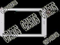 "Тачскрин (сенсорный экран, сенсор) для планшета Acer Iconia One B1-850. 8"" (PB80JG2928), БЕЛЫЙ"