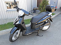 Скутер FoxWell TOURER 200