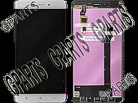 Модуль (тачскрин + экран в сборе) для смартфона Xiaomi Redmi 4, белый