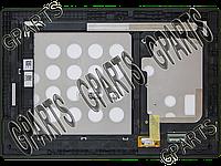 Модуль (тачскрин + экран в сборе) для планшета Acer Iconia Tab A3-A30, 10.1'', (101-2092 V3), чёрный