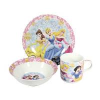 Детский набор посуды Принцесса 418