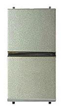 Выключатель 1-клавишный двухполюсный 1-модуль ABB Zenit Шампань (N2101.2 CV)