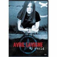 DVD-диск Avril Lavigne: My World (2003)