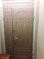 Двери полуторные Балкар-Днепр