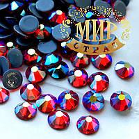 Камни Xirius Crystals, цвет Lt.Siam AB, ss20 (4.6-4.8mm) 100шт, горячей фиксации