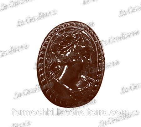 Полиэтиленовая форма для шоколадных конфет MARTELLATO 90-5005
