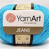 Пряжа YarnArt Jeans 33