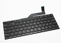 """Клавиатура для Apple Macbook Pro Retina 15"""" A1398 (2012-2015) MC975 MC976 (раскладка US,горизонтальный Enter)"""