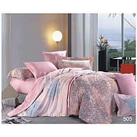 Полуторный комплект постельного белья сатин-твил 505