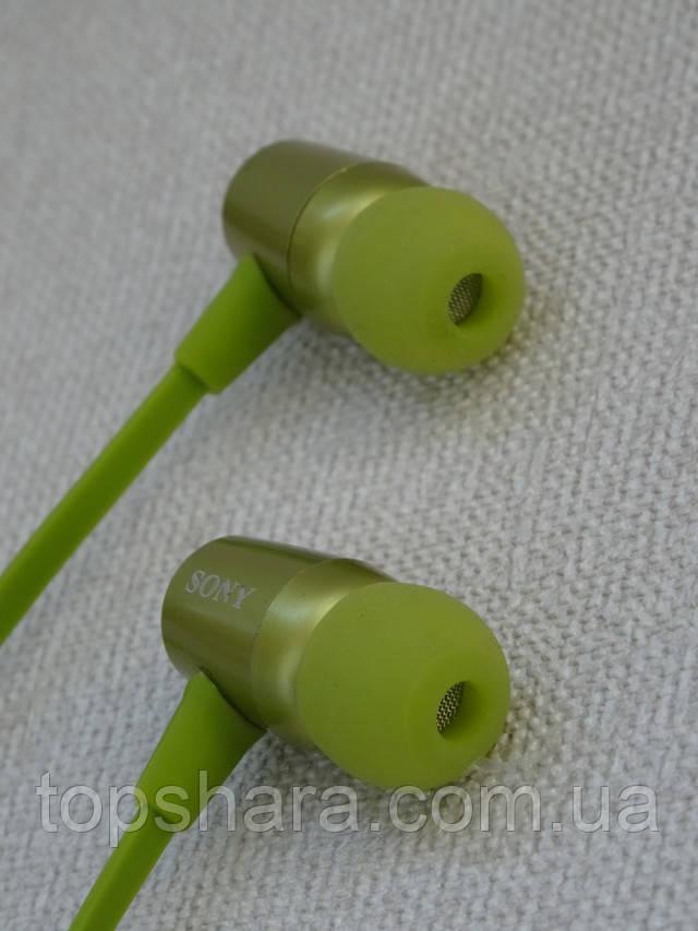 Наушники Bluetooth беспроводные Stereo Sony MDR-EX750 SP