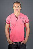 Мужская футболка Систем р. 44-58 бордо