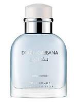 Dolce & Gabbana Light Blue Living Stromboli  edt 125  ml. m оригинал Тестер